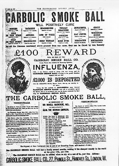 CARBOLIC SMOKE BALL TRANSLATION SERVICES