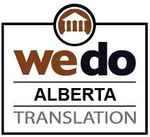 Document translation services Alberta