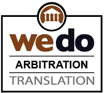 ARBITRATION TRANSLATION SERVICES