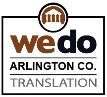 Legal Document translation services Arlington County VA