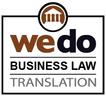 Business Law document translation services