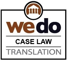 CASE LAW TRANSLATION SERVICES