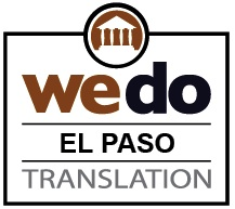 LEGAL DOCUMENT TRANSLATION SERVICES EL PASO TX