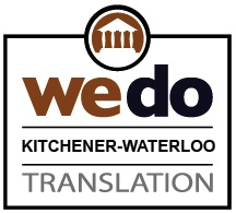 Document translation services Kitchener-Waterloo Ontario