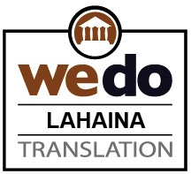 Legal Document translation services Lahaina HI