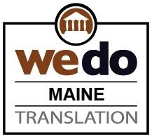 Maine Legal Translation Services