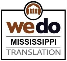 LEGAL Document translation services Mississippi