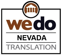 Legal Document translation services Nevada