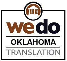 Oklahoma Legal Translation Services