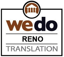 Legal Document translation services Reno NV