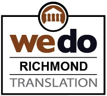 Legal Document translation services Richmond VA