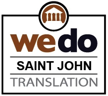 Document translation services Saint John NB