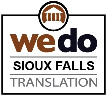 Document translation services Sioux Falls SD