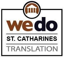 Document translation services St. Catharines ON