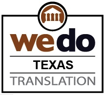 Legal Document translation services Texas