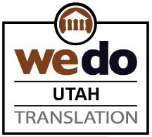 Legal Document translation services Utah