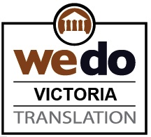 Document translation services Victoria BC