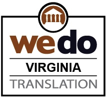 Legal Document translation services Virginia